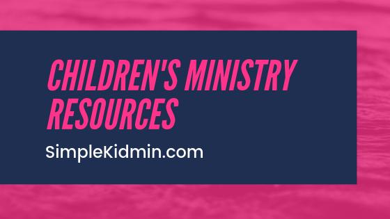 children's ministry (1)